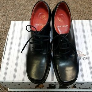 Rockport Leather Lace up Shoes
